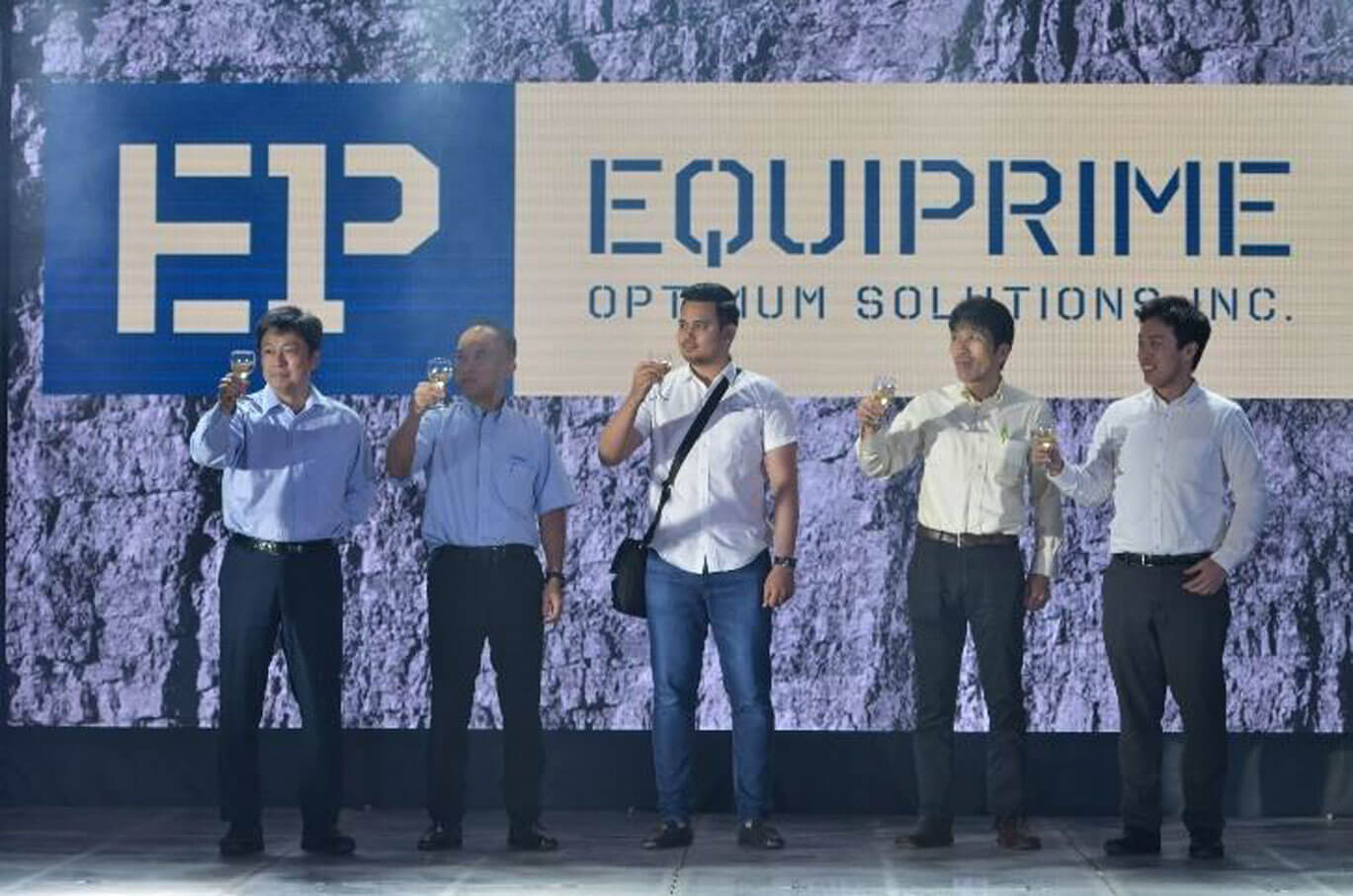 Equiprime
