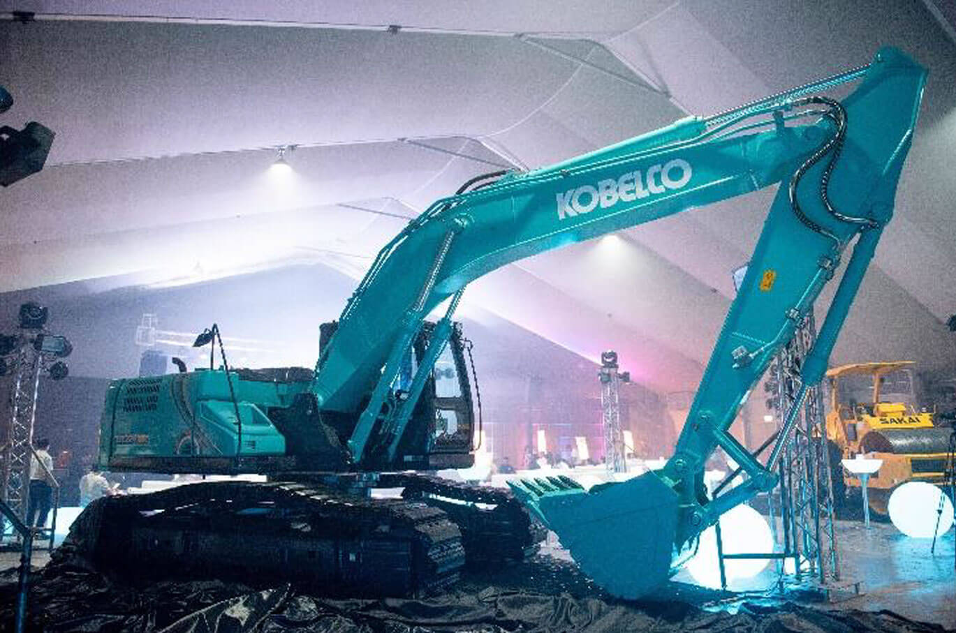 Kobelco Heavy Equipment